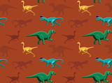 Dinosaurs Wallpaper Vector Illustration 14 © bullet_chained