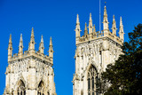 York Minster in North England is the cathedral of York and is one of the largest of it's kind in Northern Europe. It's also the seat of the Archbishop of York - 237364933
