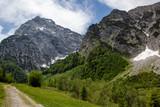 Mountains in Tirol Austria