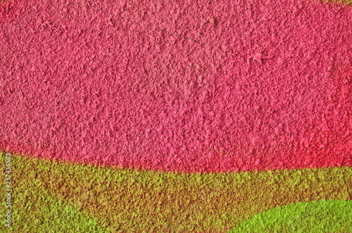 Colorful stucco wall texture