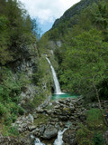 Cascata in Val Trompia