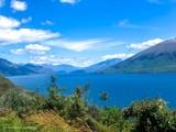 the blue lake © Manon