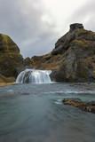 Stjórnarfoss, waterfall in Iceland