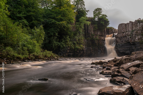 High Force Waterfall, Middleton In Teesdale, County Durham - 237540549
