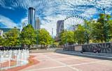 Impression of Atlanta from Olympic Centennial Park - 237551923