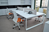 Office furniture in the interior  - 237557182
