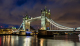 Tower Bridge in the city ofLondon © gb27photo