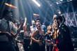 Leinwanddruck Bild - On the dance floor