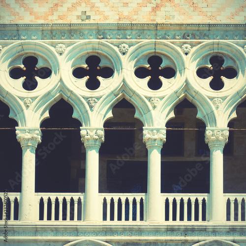 Balkon Pałacu Dożów