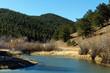 Landscape in Colorado.