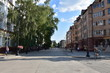 perspective european street - 237613742