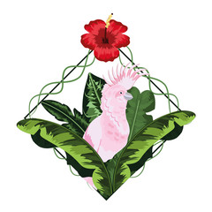seamless floral pattern cartoon