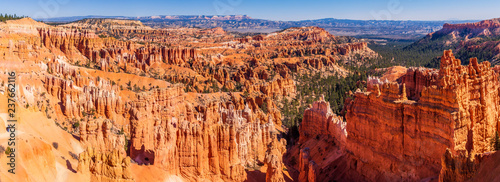 view of bryce canyon in utah usa - 237662116