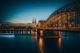 Hohenzollern Bridge Kolonia