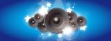 Stars and speakers / Etoiles et haut-parleurs - 237703367