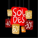 Soldes / Mobile pourcentages  - 237713919