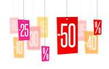 Pourcentages / Mobile - 237713980