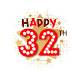 Happy 32th Birthday - 237827519