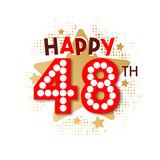 Happy 48th Birthday - 237827599
