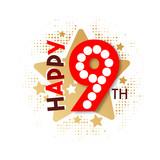 Happy 9th Birthday - 237827944