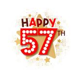 Happy 57th Birthday - 237828323