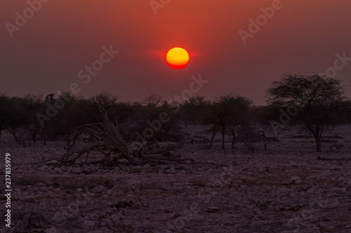 Afrika Sonne