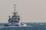 TUG BOAT - Ship on the storm sea - 237856158