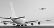 passagierflugzeug ansicht 5