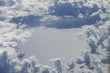 The view from an aircraft. Clouds over the sea. - 237864548