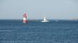 Quadro Au large de Port-Louis, pays de Lorient (Bretagne, Morbihan, France)