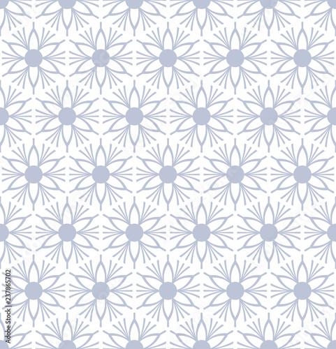 Seamless floral pattern. - 237865702