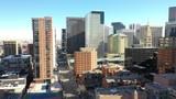 A beautiful shot over Larimer St Denver CO - 237868374