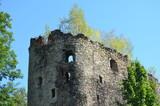 Zamek Świecie, ruiny, Dolny Sląsk, Polska - 237892546