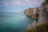 Etretat Normandie falaise mer océan pont arche France © vivien