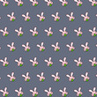 Rabbit - emoji pattern 80 - 237970706
