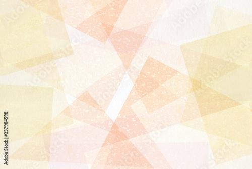 和紙による背景素材(パステルカラー)  © imagefuji