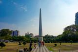 ミャンマー バンドゥラ公園 独立記念塔