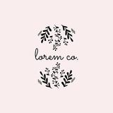 Elegant Logo Design Template - 238009732