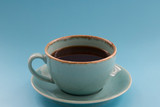 tea or coffee cup background