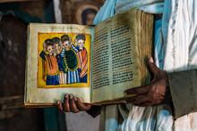 "Постер, картина, фотообои ""Äthiopien - Tempel von Yeha"""