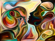 Acceleration of Inner Colors