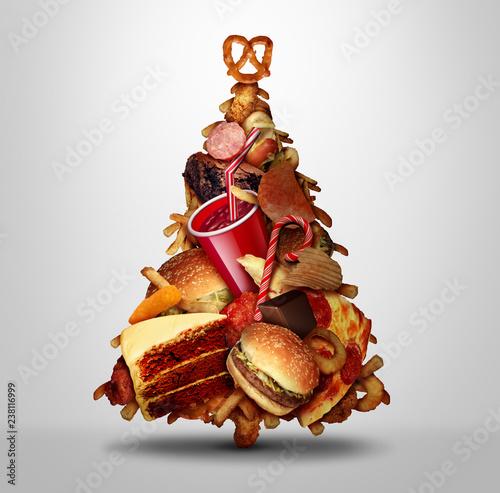 Christmas Holiday Eating