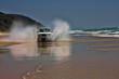 Coast ride is an experience, Fraser Island, Australia