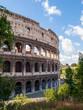 das Kolosseum in Rom