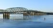 Bridge from Vancouver, Washington to Portland, Oregon