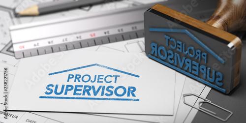 Construction Project Supervisor
