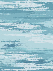 Abstract background with hand drawn textures in soft pastel colors.
