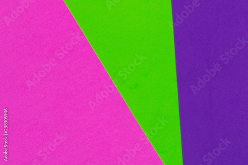 Color Trends background. Pink green purple abstract geometric background. - 238305946