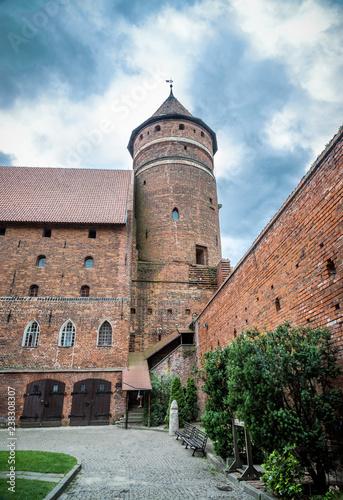 Zamek Ordensburg w Olsztynie, Polska