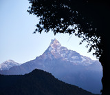 Landscape of Himalayan Mountains - 238315708